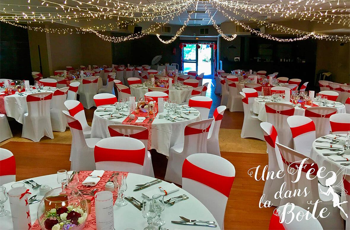 Un Mariage Rouge Passion Location De Salles En Morbihan