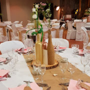 Ambiance cocooning pour un mariage d'exception